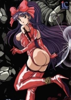 Watch hentai Lady Blue